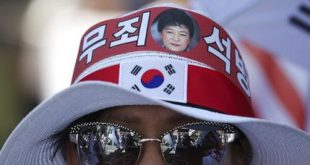 South Korea Jailed President's Supporters
