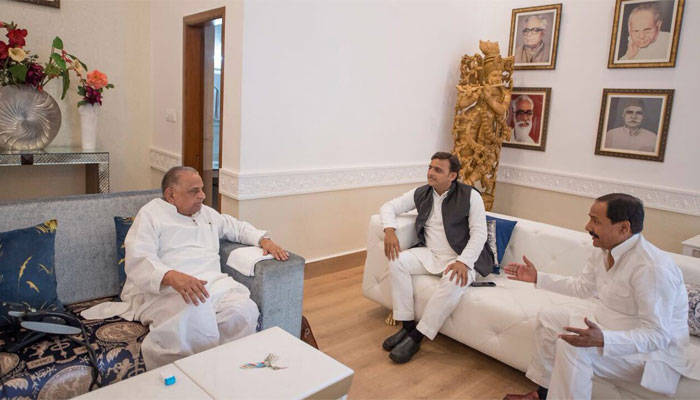Like Akhilesh, Mulayam Singh Yadav asks for two years to vacate government bungalow