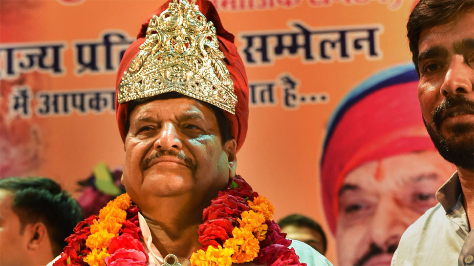 Shivpal Yadav working for BJP, says UP minister after allotment of Mayawati bungalow