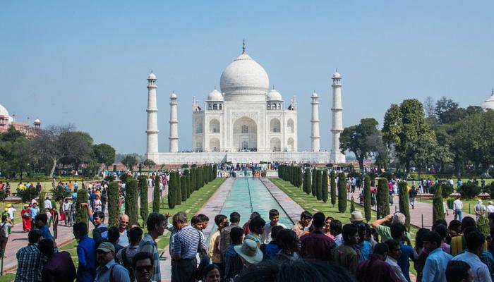 Imam's body slams ASI over 'ban' on offering namaz at Taj Mahal mosque, alleges 'double standard'