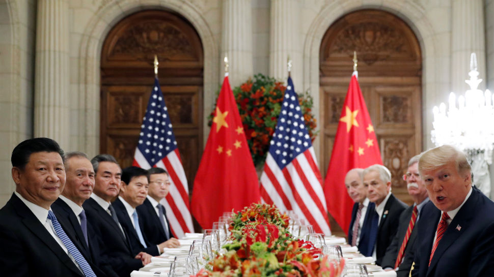 Thaw in US-China trade war as Donald Trump meets Xi Jinping on sidelines of G20 summit