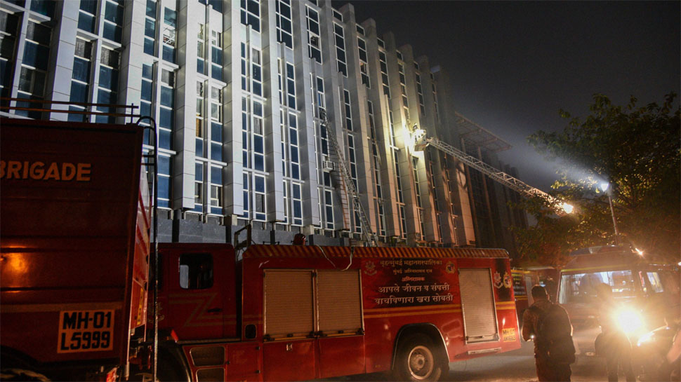 Death toll in Mumbai ESIC Kamgar Hospital rises to 10; two arrested