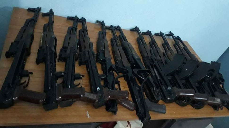 How AK-47 assault rifles, discarded by Army, reached Maoists