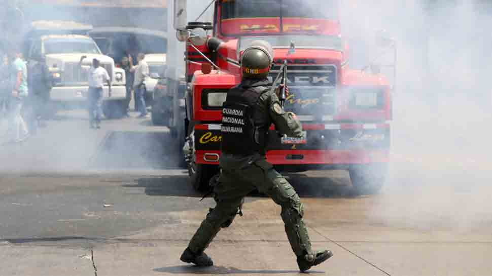 29 detainees killed in Venezuela police station cellblock riot