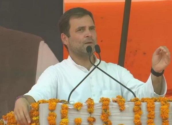 PM ਮੋਦੀ ਕਰਦੇ ਹਨ 'ਨਕਲੀ ਵਾਅਦੇ', ਜੋ ਕਦੀ ਵੀ ਪੂਰੇ ਨਹੀਂ ਹੋਣਗੇ: ਰਾਹੁਲ ਗਾਂਧੀ