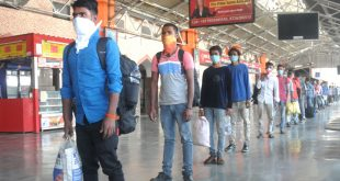 Indian Railways begins operation of three special trains from New Delhi with 3,461 passengers amid coronavirus COVID-19 lockdown