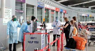 Operations resume at Kolkata airport after Cyclone Amphan left runway inundated