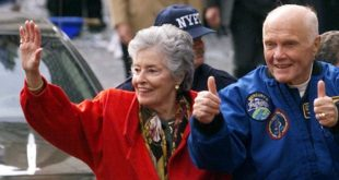 Annie Glenn, wife of astronaut John Glenn, dies of COVID-19 complications