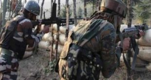 Two Hizbul Mujahideen terrorists gunned down by security forces in Srinagar's Nawakadal; arms and ammunition seized