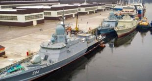 Russian Navy's Baltic Fleet to induct Karakurt-class corvettes armed with nuclear-capable Kalibr missiles, Pantsir-M systems