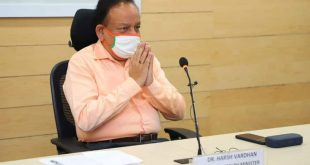 Coronavirus COVID-19 doubling time for last three days slows down to nearly 14 days: Union Health Minister Harsh Vardhan
