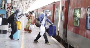 Over 2.37 lakh tickets booked till 4 pm on Thursday for additional special trains running from June 1