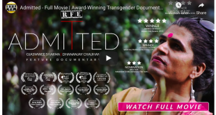 Admitted – Full Movie | Award-Winning Transgender Documentary | Dhananjay, Ojaswwee | RFE TV | LGBT