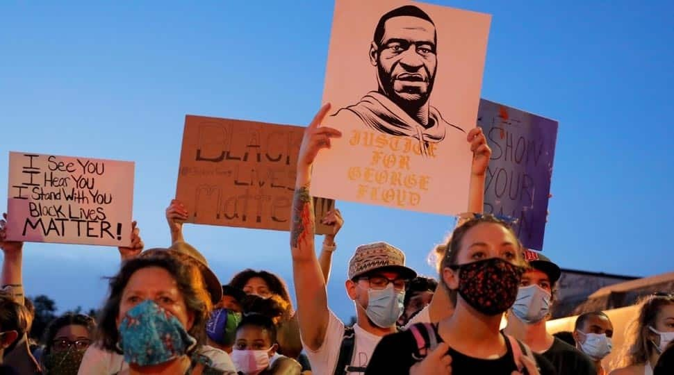 George Floyd's death: Protesters defy curfews in major US cities to march against police brutality