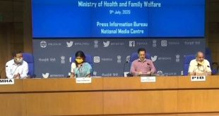 INDIA'S COVID-19 CASES, DEATHS PER MILLION POPULATION LOWEST IN THE WORLD: HEALTH MINISTRY