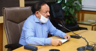 More than one million COVID-19 recoveries take India's recovery rate to 64.54%: Health Minister Harsh Vardhan