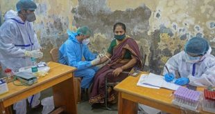 आंध्रप्रदेश और कर्नाटक में कोरोना संक्रमण के आंकड़े 1 लाख के पार