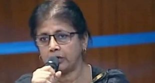 NEPAL MP SARITA GIRI, WHO DEFIED HER PARTY'S STAND ON NEW MAP, OFFICIALLY LOSES HER PARLIAMENT MEMBERSHIP