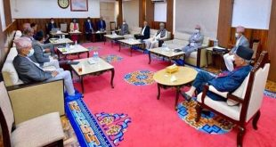 Nepal's ruling party standing committee meet deferred for second time since July 4