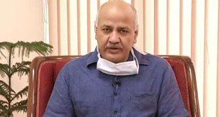 Delhi's 5.5 Lakh COVID-19 Projection Came From Centre: Manish Sisodia