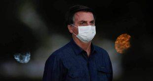 Brazil President Jair Bolsonaro tests COVID-19 positive again