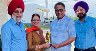 POSITIVE VOICE OF CALGARY 2020 AWARD WON BY MS. GURCHARAN K THIND AND DR. RAMAN GILL