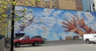 LONG STANDING MURAL IN THE HANDS OF THE CITY OF CALGARY