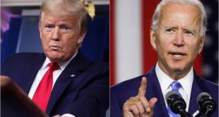 US PRESIDENTIAL ELECTION 2020: 'GET OUT TO VOTE' A COMMON THEME IN RALLIES FOR BOTH TRUMP AND BIDEN