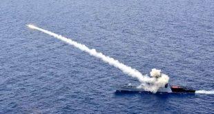भारतीय नौसेना के युद्धपोत से दागी गई एंटी शिप मिसाइल, बंगाल की खाड़ी में लगाया सटीक निशाना