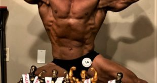 Jagjit Singh- Iconic Bodybuilder