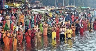 COVID GUIDELINES FLOUTED AS THOUSANDS RETURN FROM BIHAR AFTER CHHATH PUJA