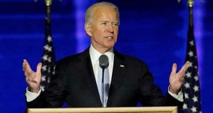 PRESIDENT-ELECT BIDEN SAYS THIS ABOUT US COVID-19 VACCINATION PLAN, SLAMS TRUMP