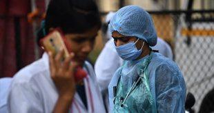 दिल्ली में लगातार तीसरे दिन कोरोना के छह हजार से ज्यादा केस