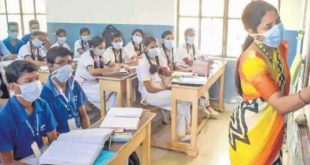 575 STUDENTS, 829 TEACHERS TEST COVID-19 POSITIVE AFTER SCHOOLS REOPEN IN ANDHRA PRADESH