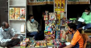 NGT IMPOSES TOTAL BAN ON SALE OF CRACKERS IN DELHI-NCR TILL NOVEMBER 30