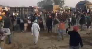 दिल्ली मार्च: राह की सभी अड़चनों को दूर करने का किसानों का 'साहस' सोशल मीडिया पर हुआ हिट..