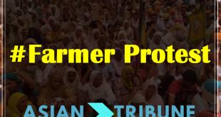 किसान आंदोलन: सिंघू बार्डर पर NGO लगा रहा है महिलाओं के लिए जैव शौचालय