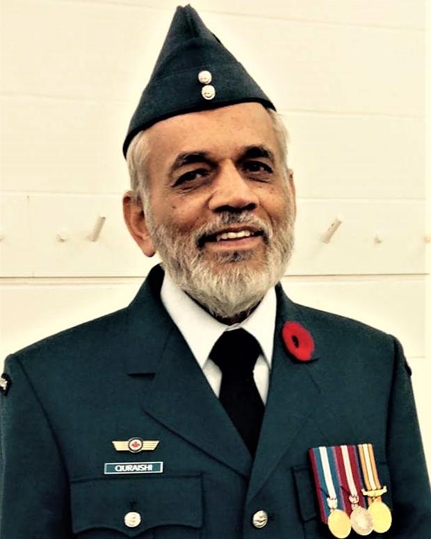 Asian Star- Hon. Col. Ajaz Quraishi